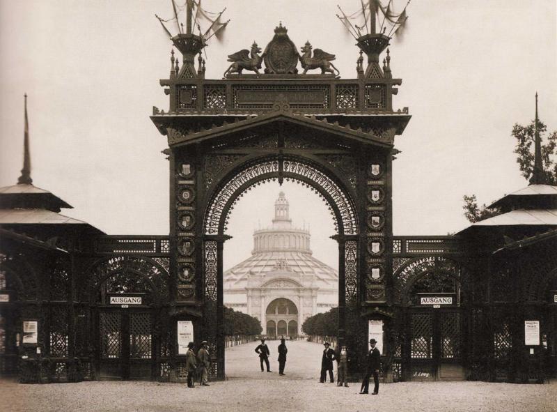 Eingangstor_Weltausstellung_1873